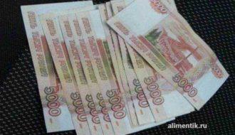 Рекордная алиментная задолженность в России
