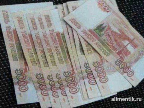 Алиментная задолженность в России