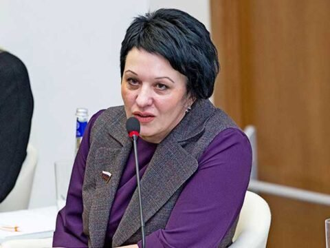 Валентина Миронова и алиментный фонд