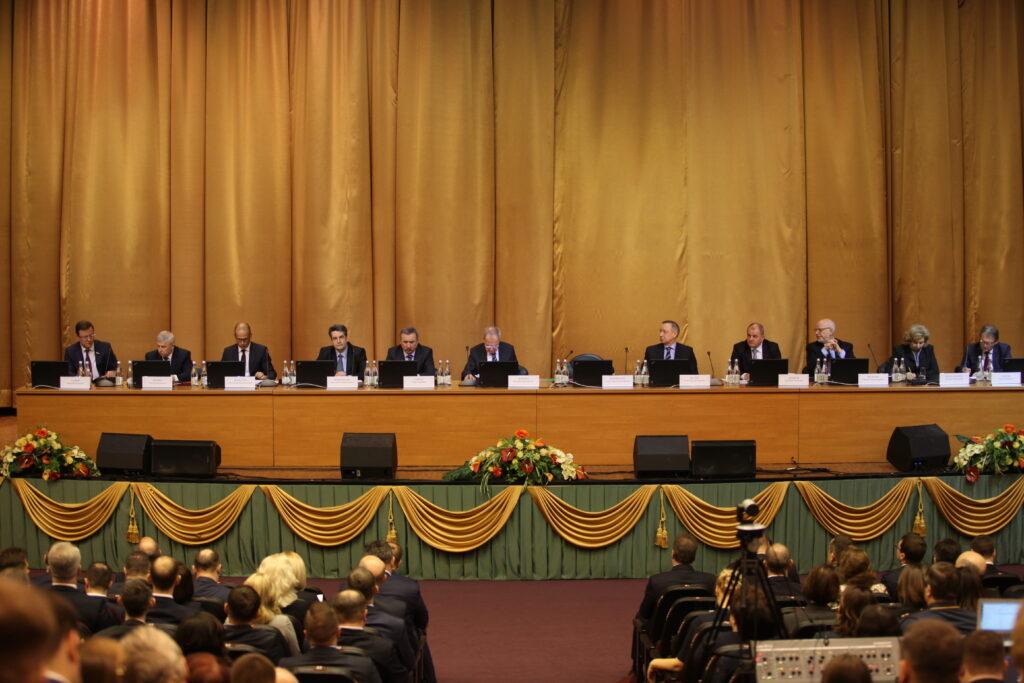 Заседание коллегии минюста